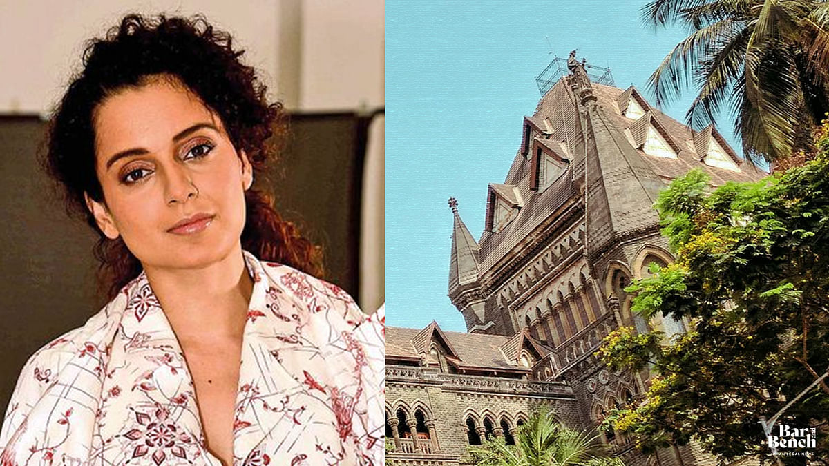 Plea in Bombay High Court to initiate contempt proceedings against Kangana Ranaut for tweeting in violation of undertaking given to Court