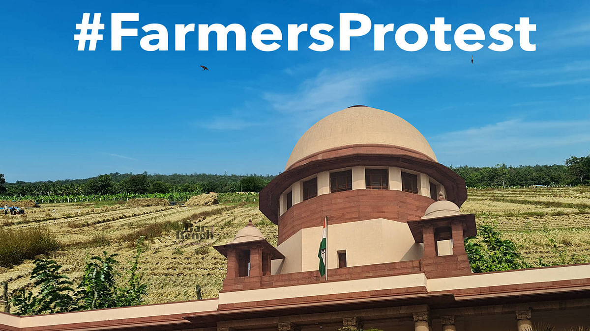 [Farmers Protests] Plea filed to reconstitute Supreme Court committee with retired Supreme Court judges, representatives of farmer unions
