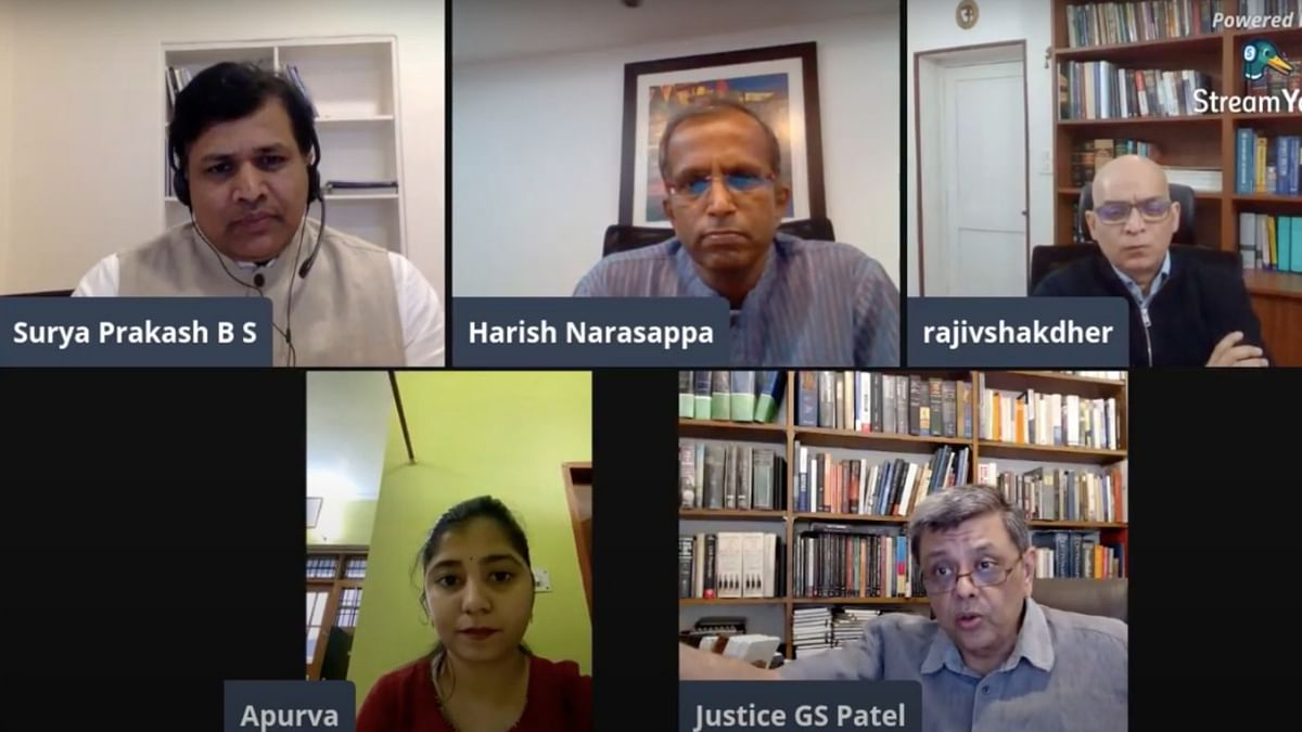 How open are Indian Courts and how open should they be? Panelists discuss in DAKSH session