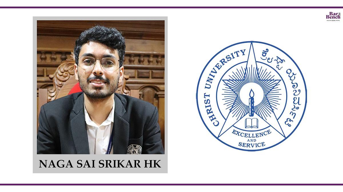Know your Campus Ambassador: Naga Sai Srikar, Christ University