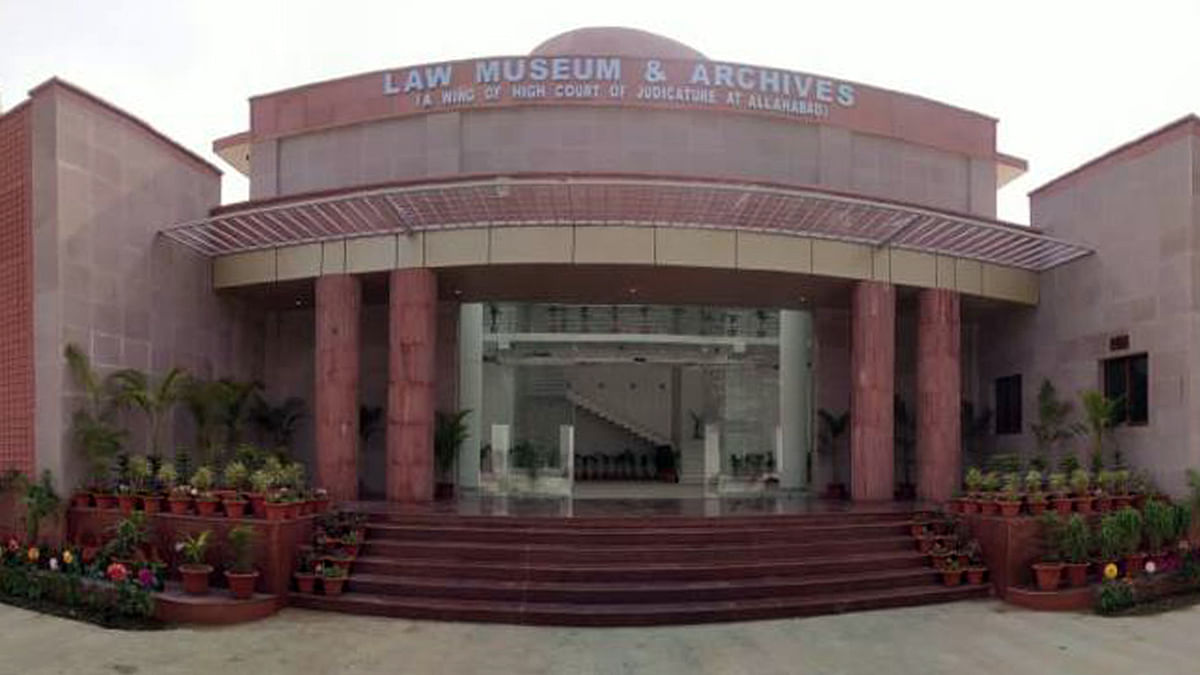 Law Museum and Archives inaugurated at Allahabad High Court