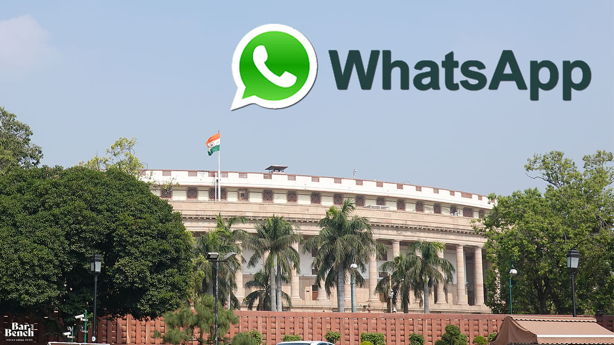 [WhatsApp Privacy Policy] Differential treatment between European and Indian users; issue under consideration: Centre tells Delhi High Court