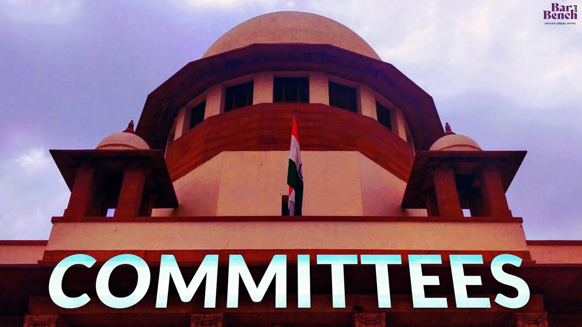 Supreme Court, Committees
