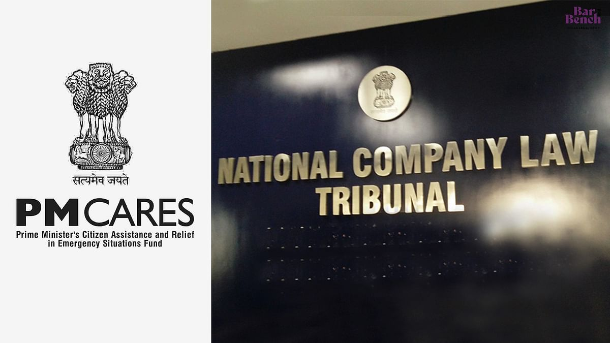 NCLT restores Company name with RoC subject to payment Rs 50,000 costs to PM Cares Fund