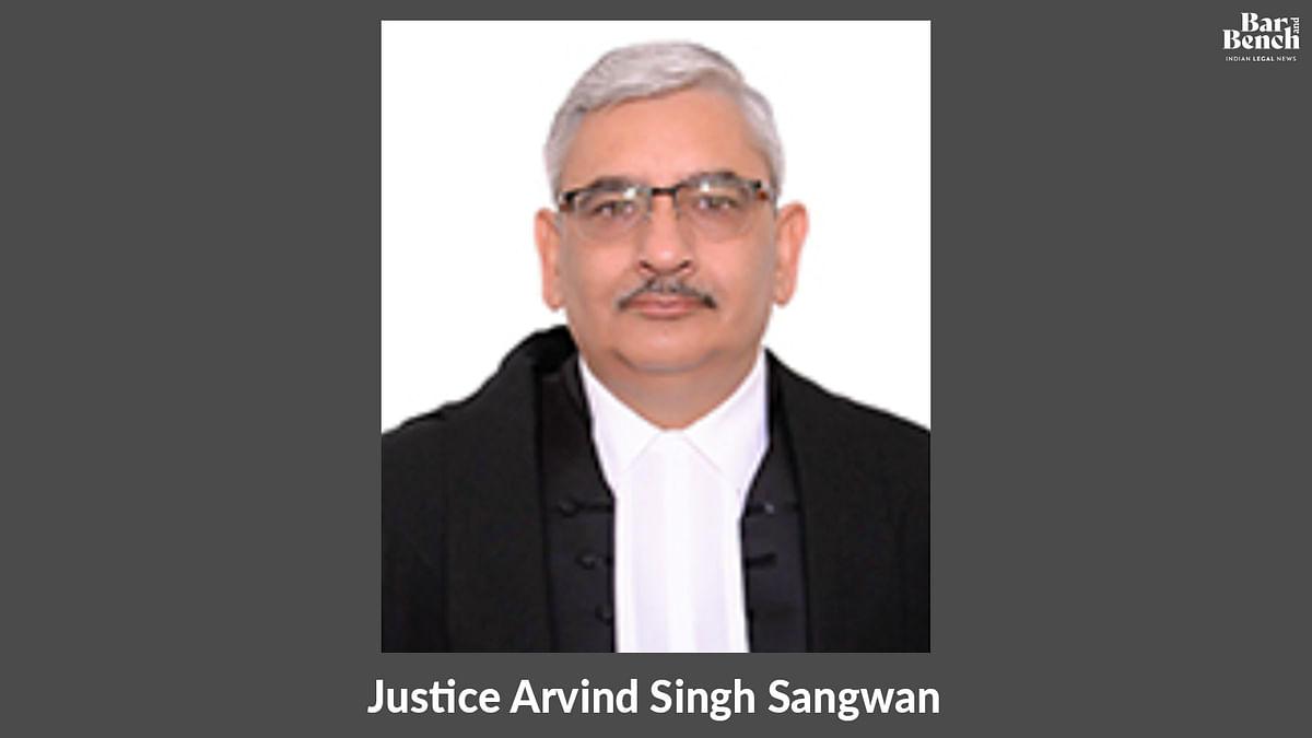 Justice Arvind Singh Sangwan recuses from hearing transfer plea in murder case against Gurmeet Ram Rahim Singh