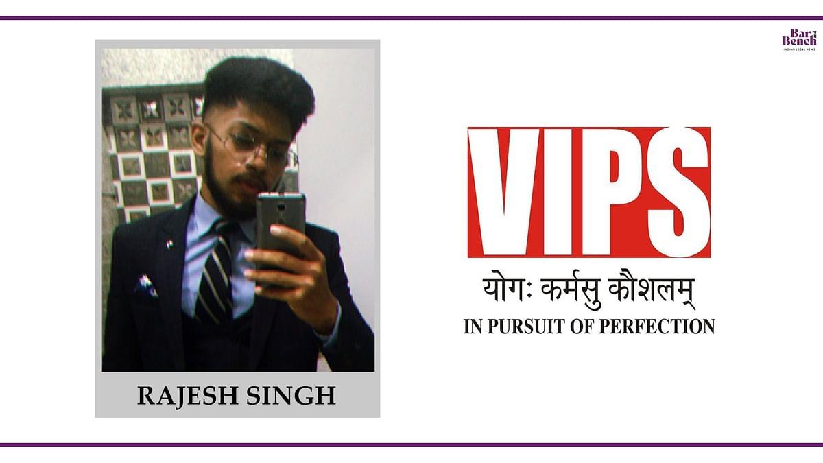 Know Your Campus Ambassador: Rajesh Singh, VIPS