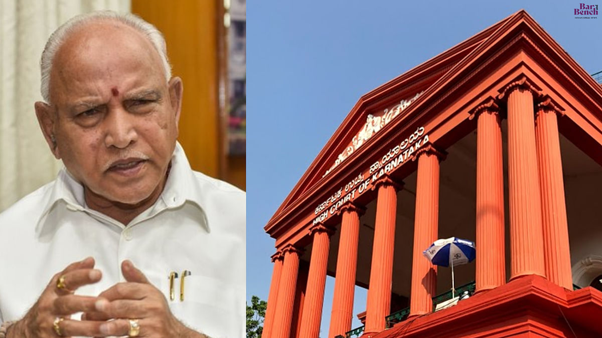 Attempt made to topple government by lure of money: Karnataka High Court allows probe against CM BS Yediyurappa in Operation Kamala case