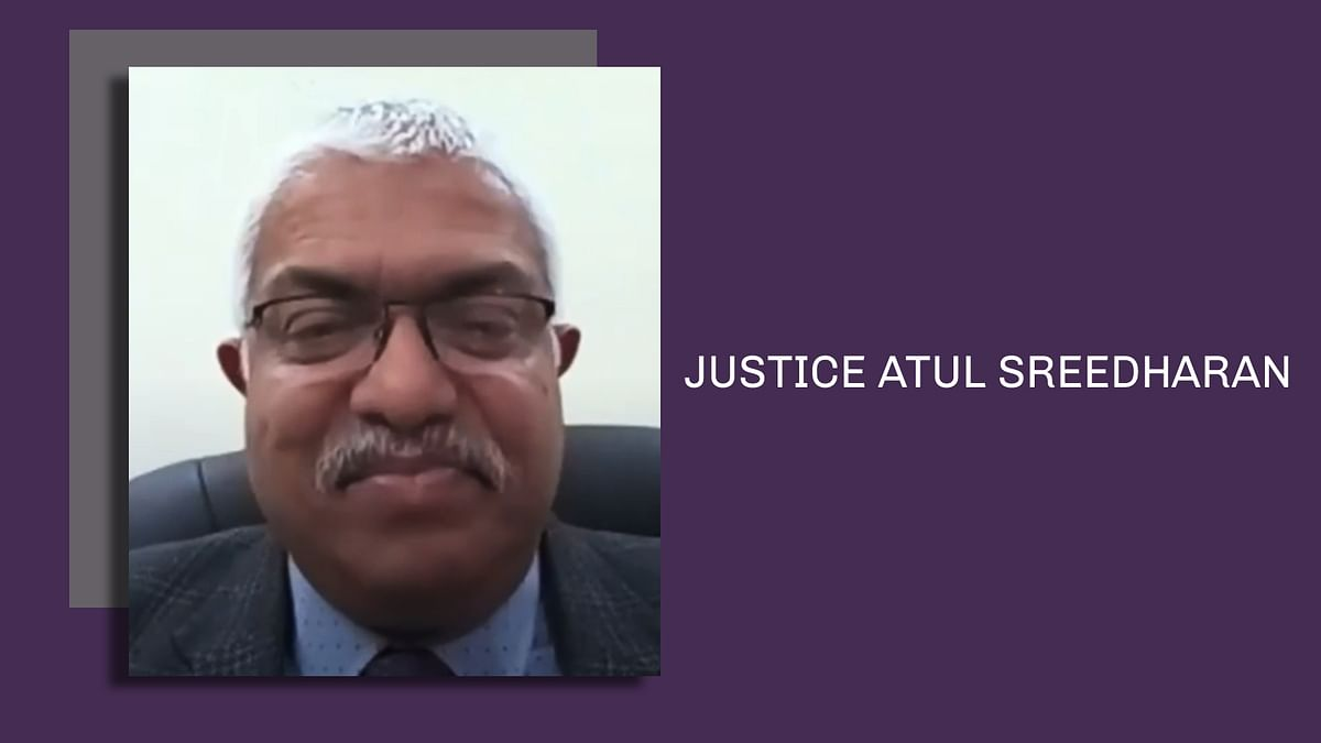 """""""Log kya kehenge; The moment sedition case is slapped against a person, a judge does not want to give him bail:"""" Justice Atul Sreedharan"""
