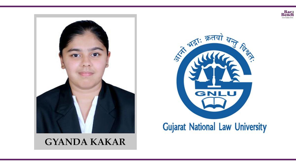 Know Your Campus Ambassador: Gyanda Kakar, GNLU