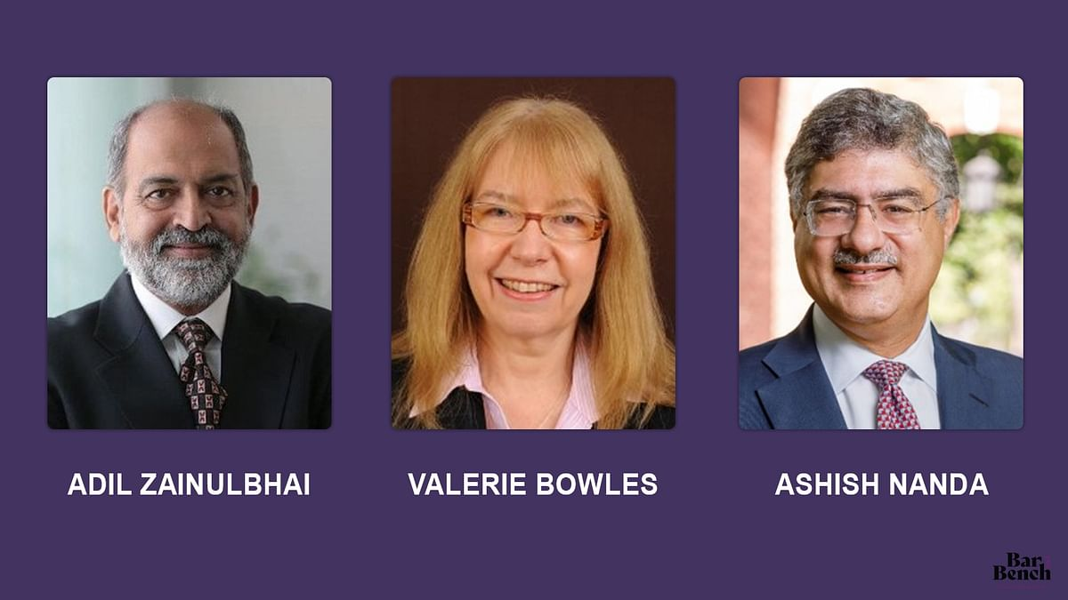 Adil Zainulbhai, Valerie Bowles, Ashish Nanda