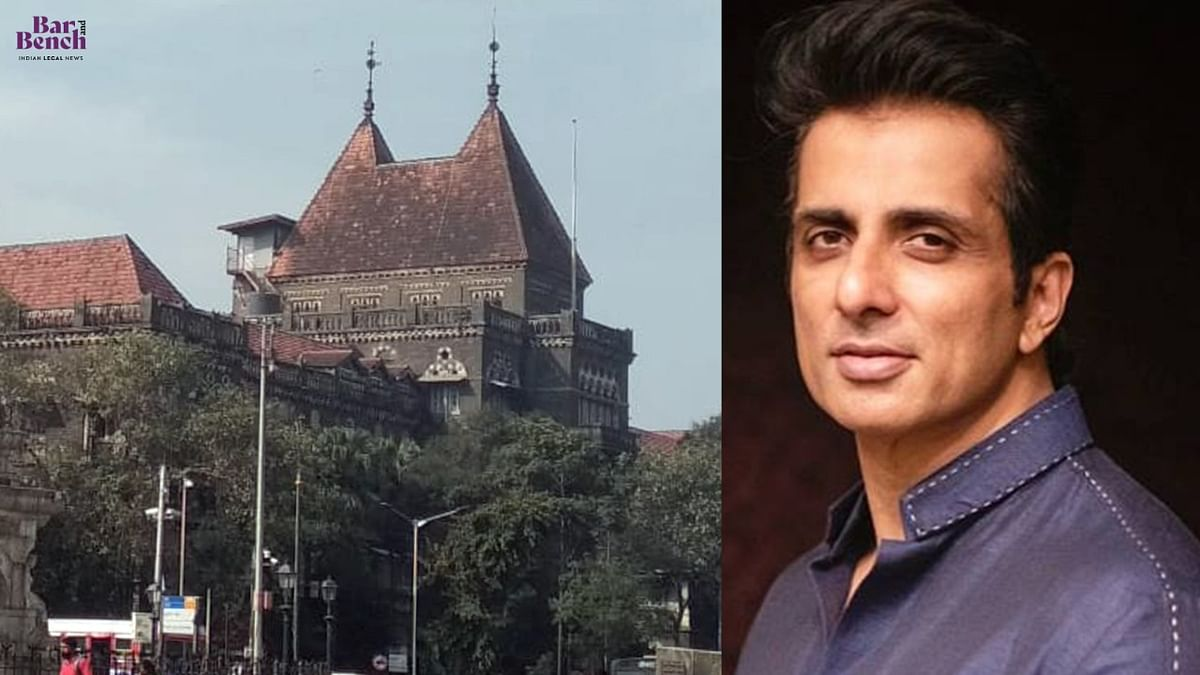 [BREAKING] Bombay High Court rejects appeal by Sonu Sood seeking relief against BMC