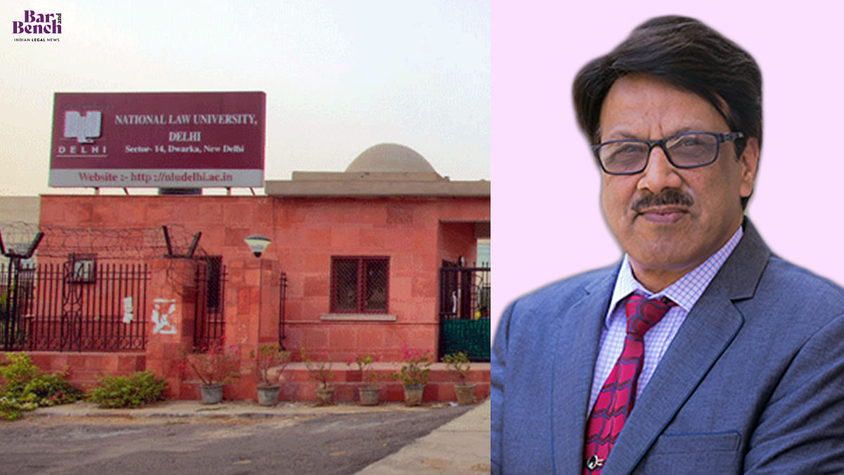 Prof (Dr.) GS Bajpai relieved from duties of NLU Delhi Registrar; Prof (Dr) Anupama Goel given charge