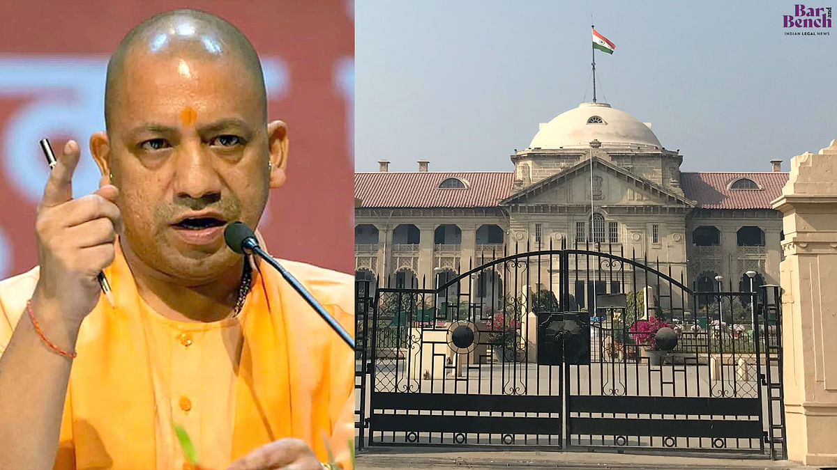 Allahabad High Court grants interim protection to man who said that CM Yogi Adityanath has 'thick skin' during protests against Hathras gang-rape