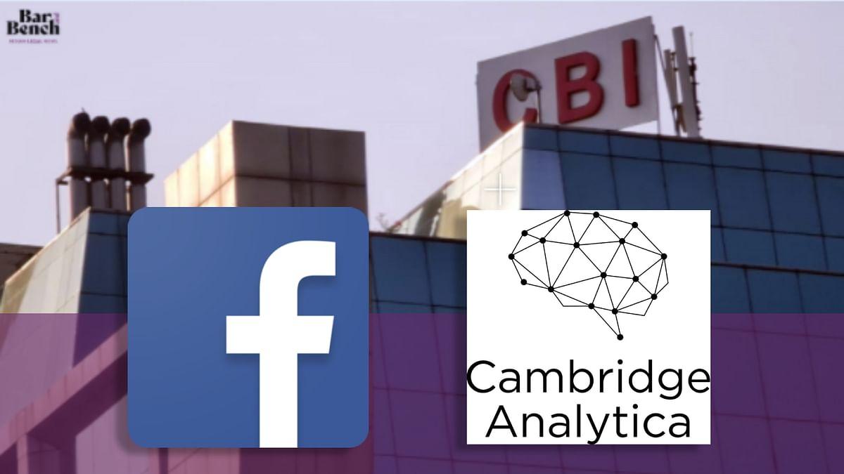 CBI registers FIR against Cambridge Analytica, Global Science Research heads for 2018 Facebook data leak