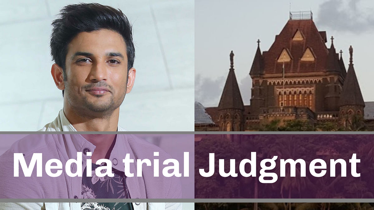 [Breaking] Bombay High Court to deliver judgment tomorrow in PILs against media trial in Sushant Singh Rajput case