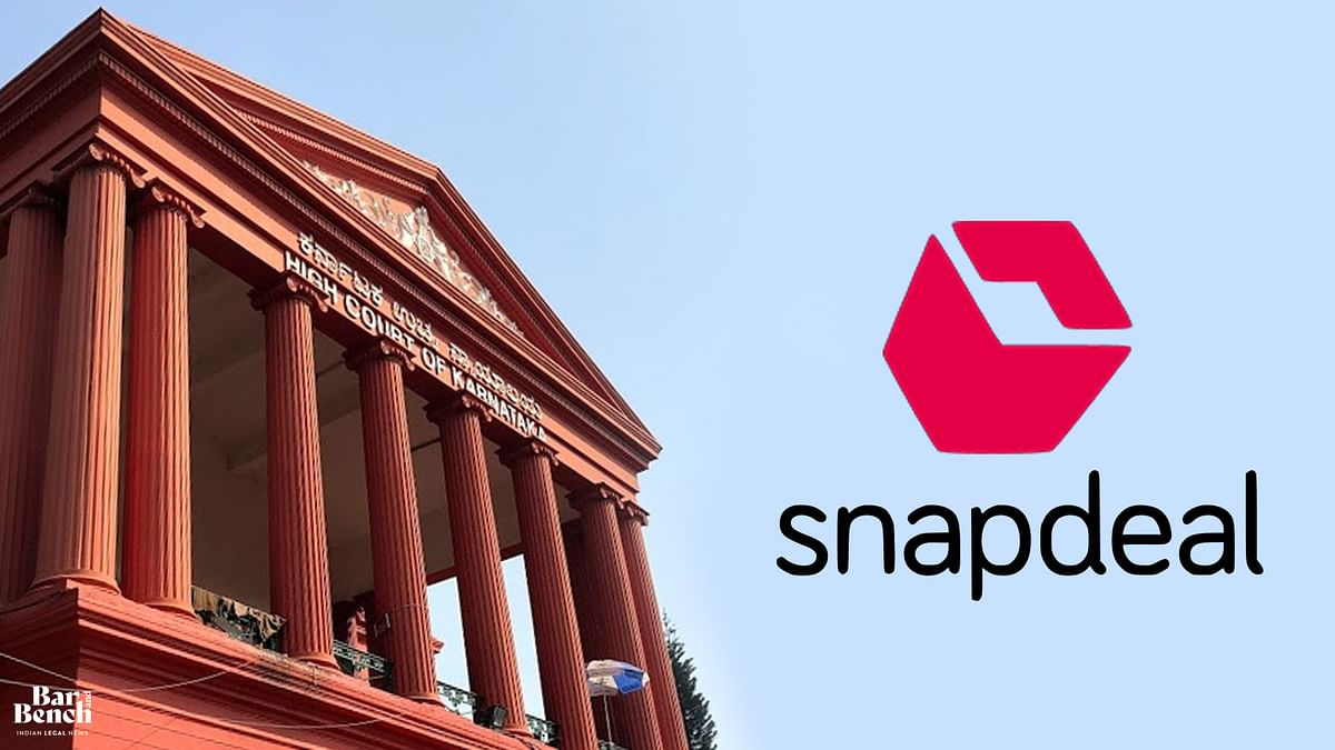 Intermediary under IT Act not liable for actions of vendors in online marketplace: Karnataka HC quashes case against Snapdeal, directors