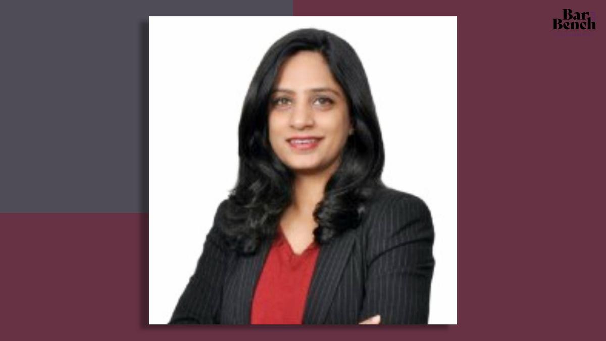 Deeksha Manchanda made Partner at Chandhiok & Mahajan