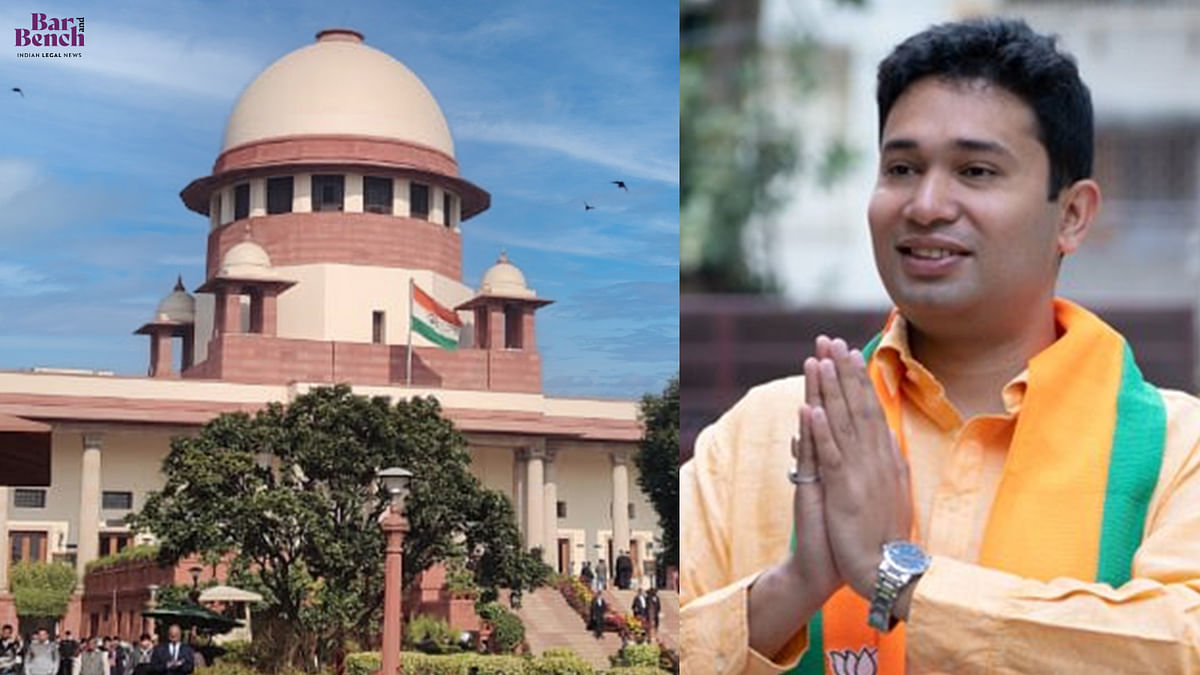 Supreme Court stays FIR against BJP Bengal leader Kabir Shankar Bose