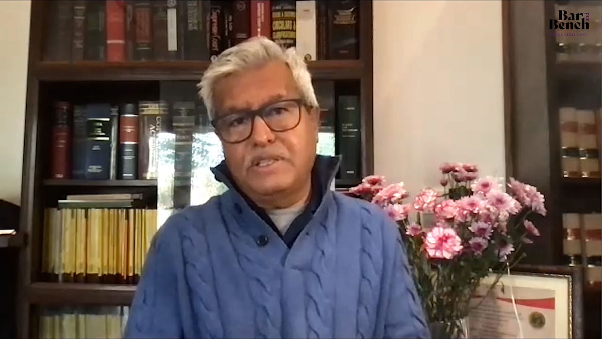 9 out of 10 PILs filed in Supreme Court are motivated: In conversation with Senior Advocate Dushyant Dave [Watch Video]