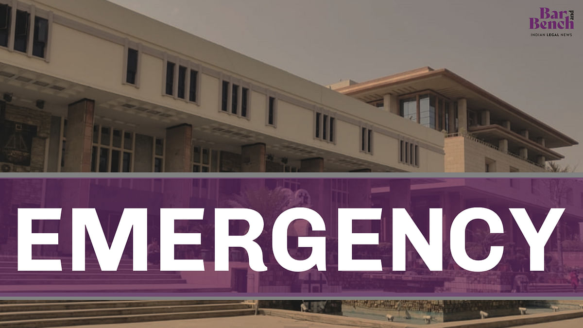 Delhi High Court seeks Central government response in suit for damages in relation to property forfeited during 1975 National Emergency