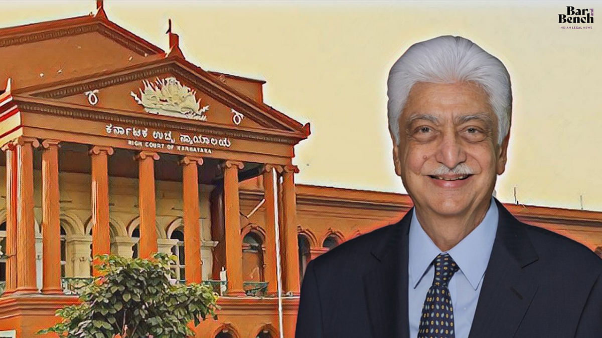 Karnataka High Court rejects plea seeking criminal action against Azim Premji, others for alleged misappropriation of funds