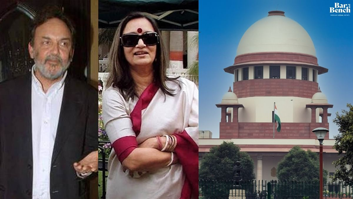 [NDTV Promoters v. SEBI] Recovery of money from Prannoy Roy, Radhika Roy should not be a pre-condition for SAT to hear appeal: Supreme Court