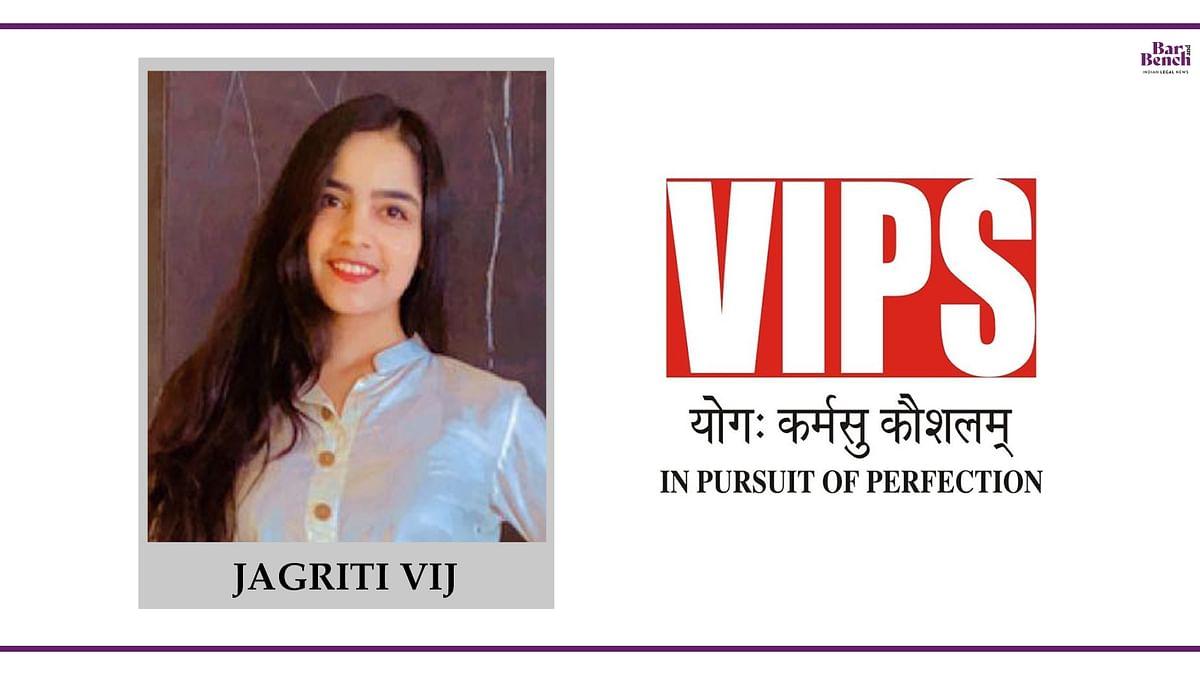Know Your Campus Ambassador: Jagriti Vij, VIPS
