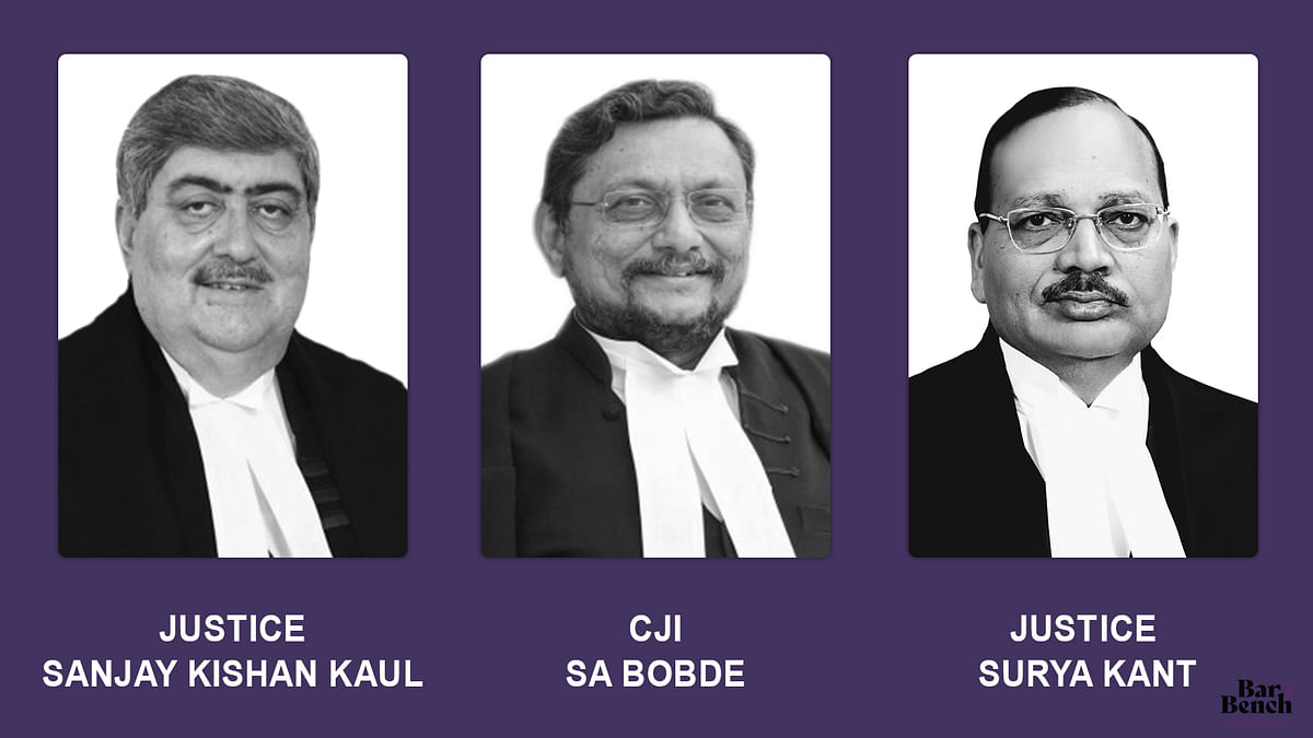 Matter of great concern if Collegium recommendations remain pending with government for five months: Supreme Court