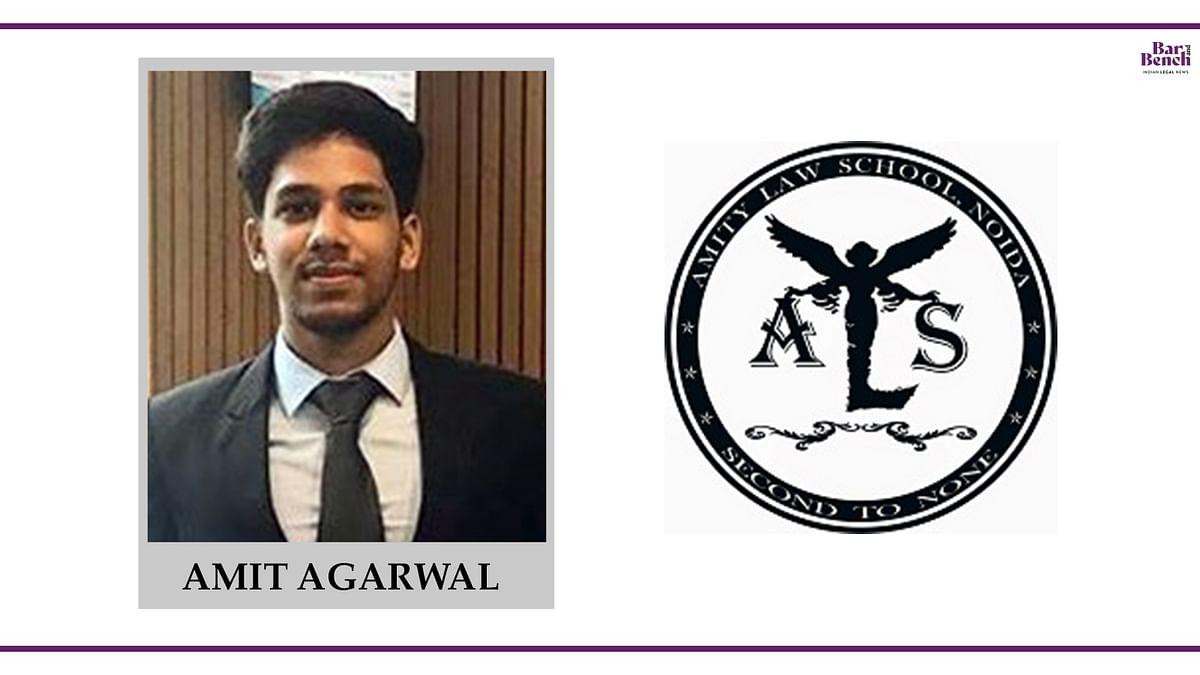 Know Your Campus Ambassador: Amit Agarwal, ALS Noida