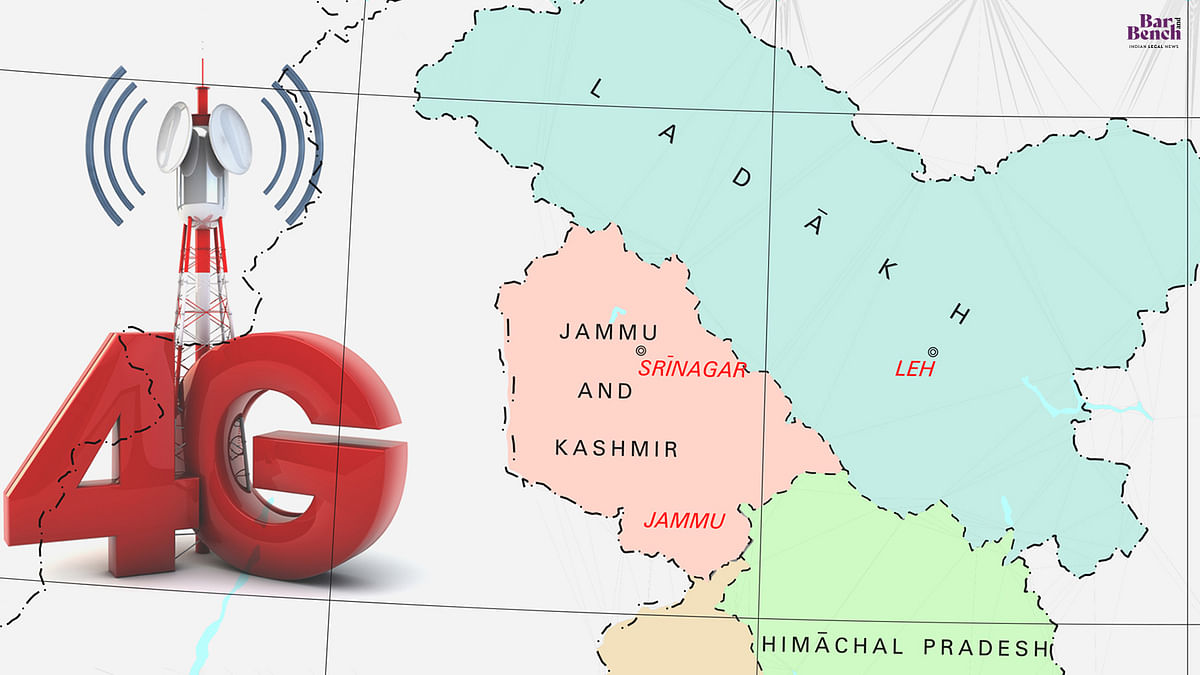 [BREAKING] Government decides to restore 4G mobile internet services in entire Jammu & Kashmir