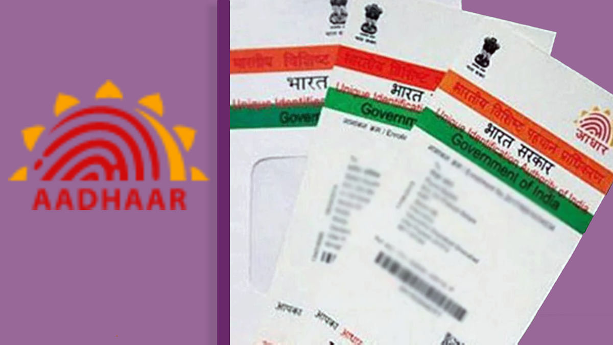 """""""Credible allegation"""" that only Aadhaar-linked numbers were sent SMSes by BJP, Puducherry: Madras High Court calls for UIDAI enquiry"""