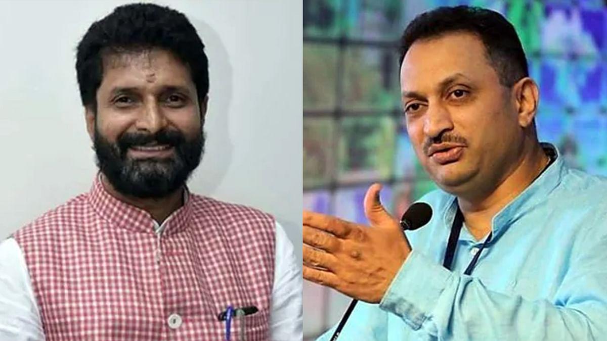 CT Ravi, Anantkumar Hegde