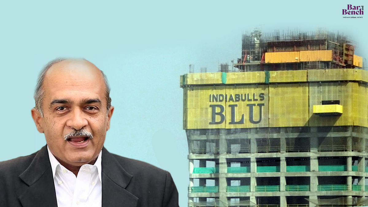 Delhi High Court exempts personal presence of Prashant Bhushan in defamation proceedings for tweet against Indiabulls