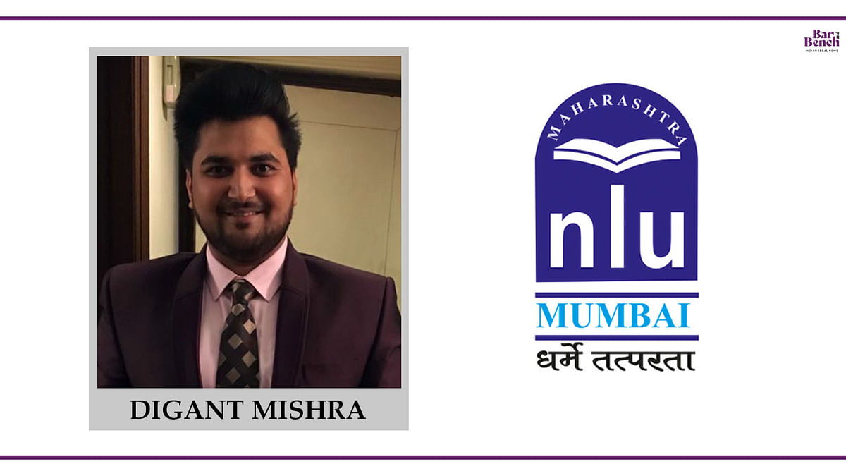 Know your Campus Ambassador: Digant Mishra, MNLU Mumbai
