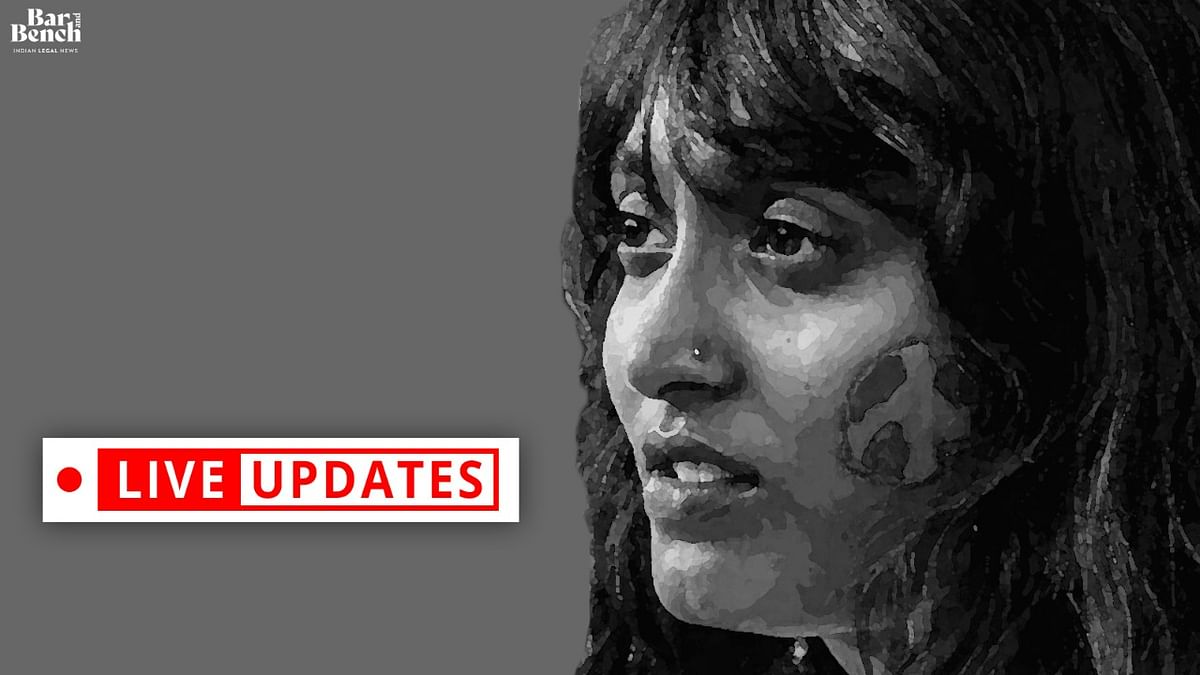 [Toolkit Case] Disha Ravi produced before Delhi Court upon expiry of judicial custody: LIVE UPDATES