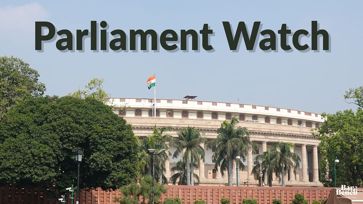 Parliament Watch: On the Centre's response to foreign views on Farmers' Protests, Judge vacancies and more