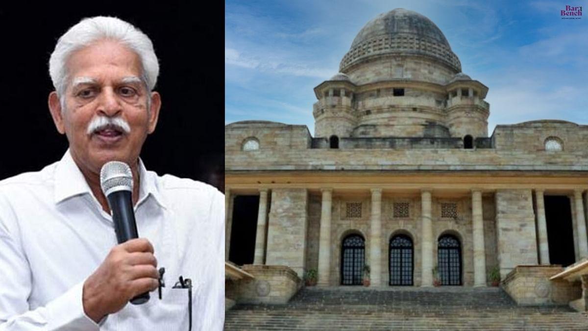 Bombay High Court grants Varavara Rao interim bail on medical grounds in 2016 Surajgarh arson case