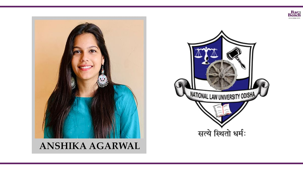 Know your Campus Ambassador: Anshika Agarwal, NLUO