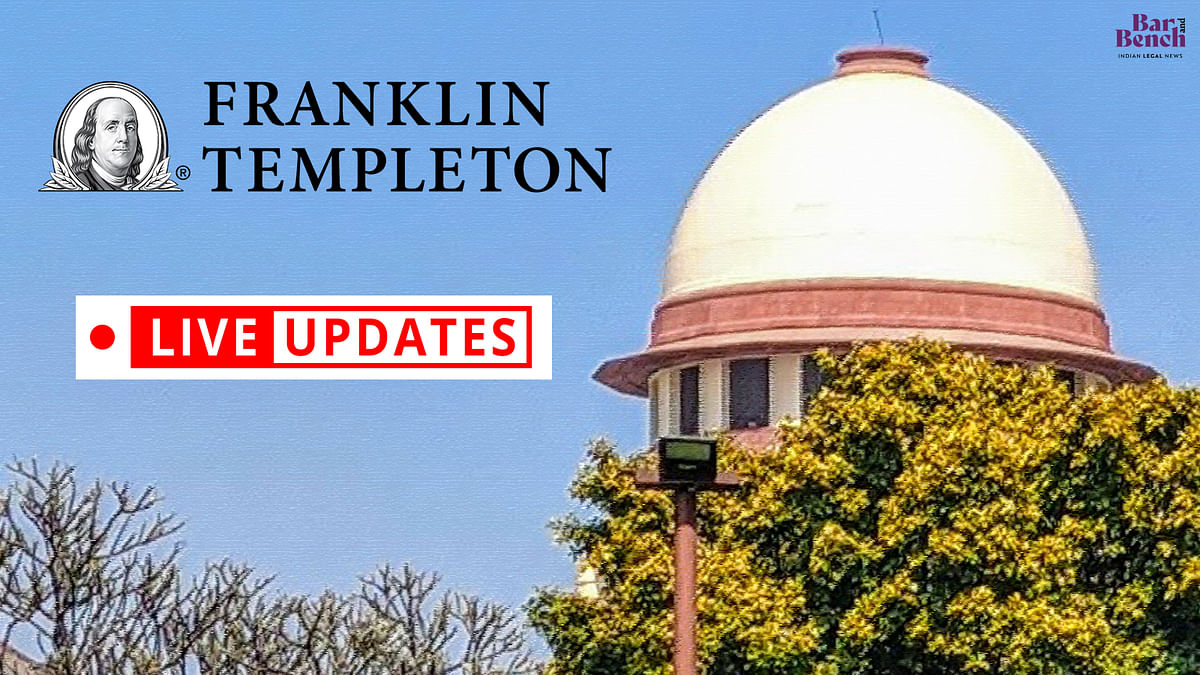 Franklin Templeton hearing: LIVE UPDATES from Supreme Court