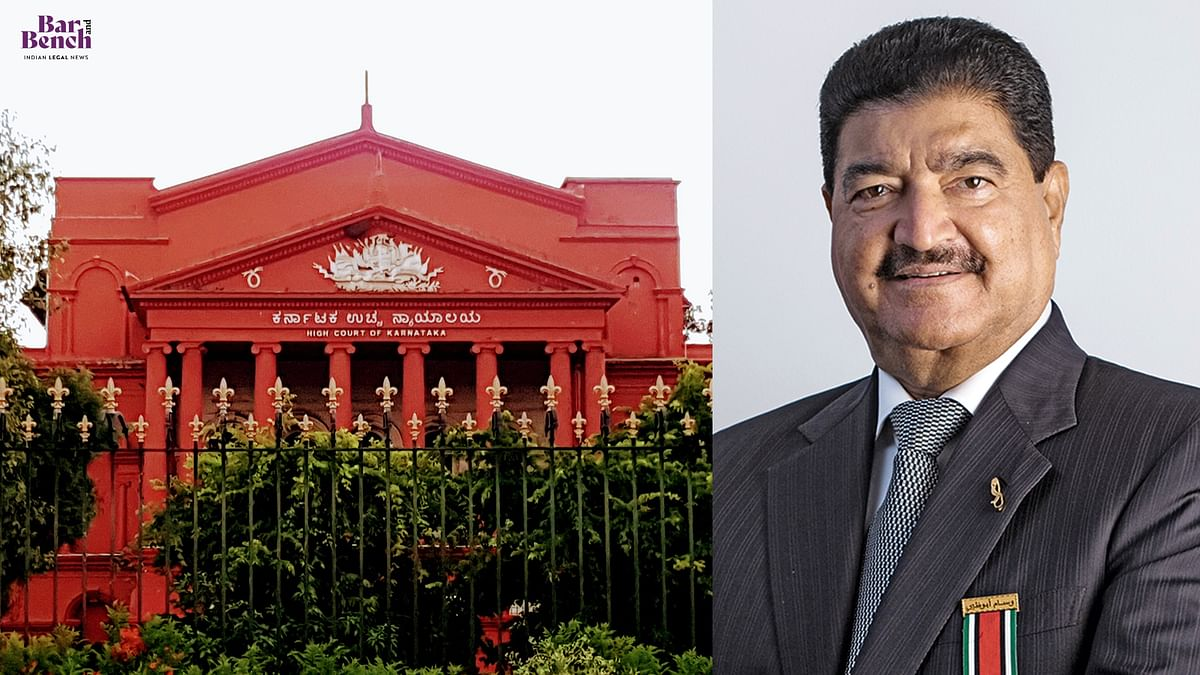 Amount owed by BR Shetty to public sector banks is more than 1/3rd of annual budget of Sikkim: Karnataka High Court upholds travel restrictions