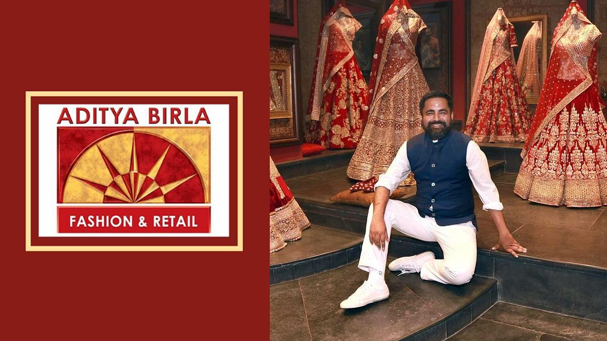 Aditya Birla Fashion and Sabyasachi
