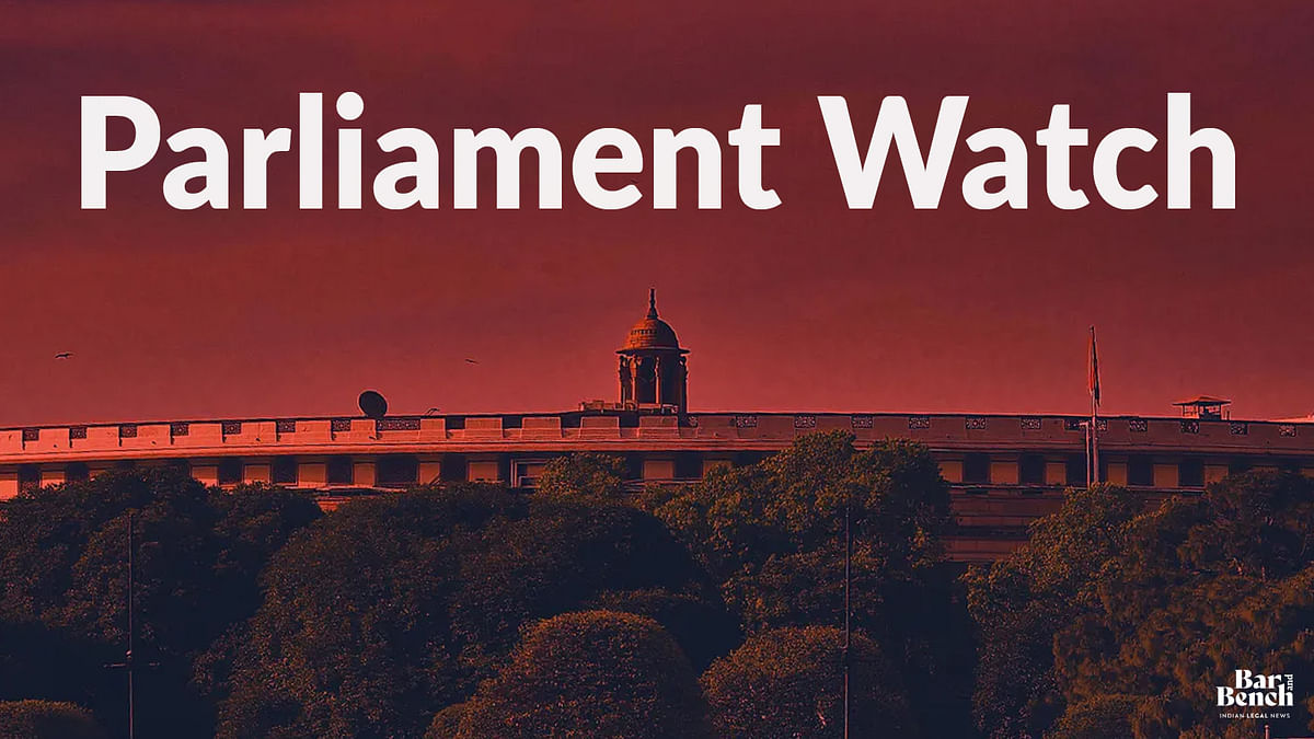 Parliament Watch: Compensation for deceased farmers, arrests of journalists, CAA and more