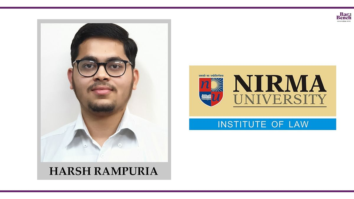 Know your Campus Ambassador: Harsh Rampuria, ILNU