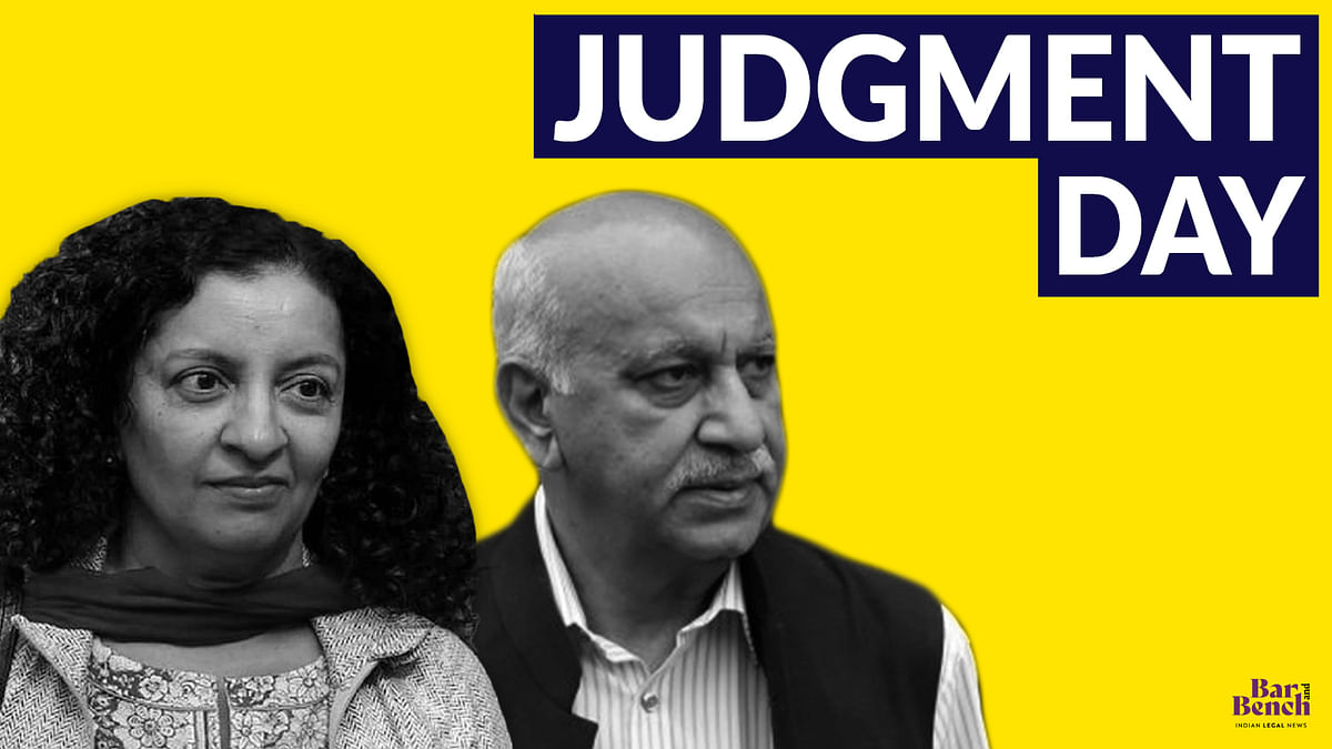 [BREAKING] Right of reputation can't be protected at the cost of right to dignity: Delhi Court acquits Priya Ramani in MJ Akbar defamation case
