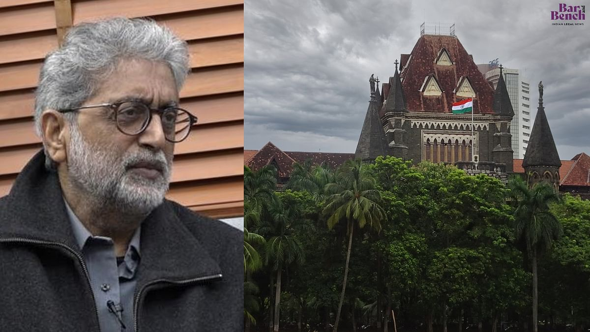 [BREAKING] Bombay High Court rejects default bail to Gautam Navlakha in Bhima Koregaon case