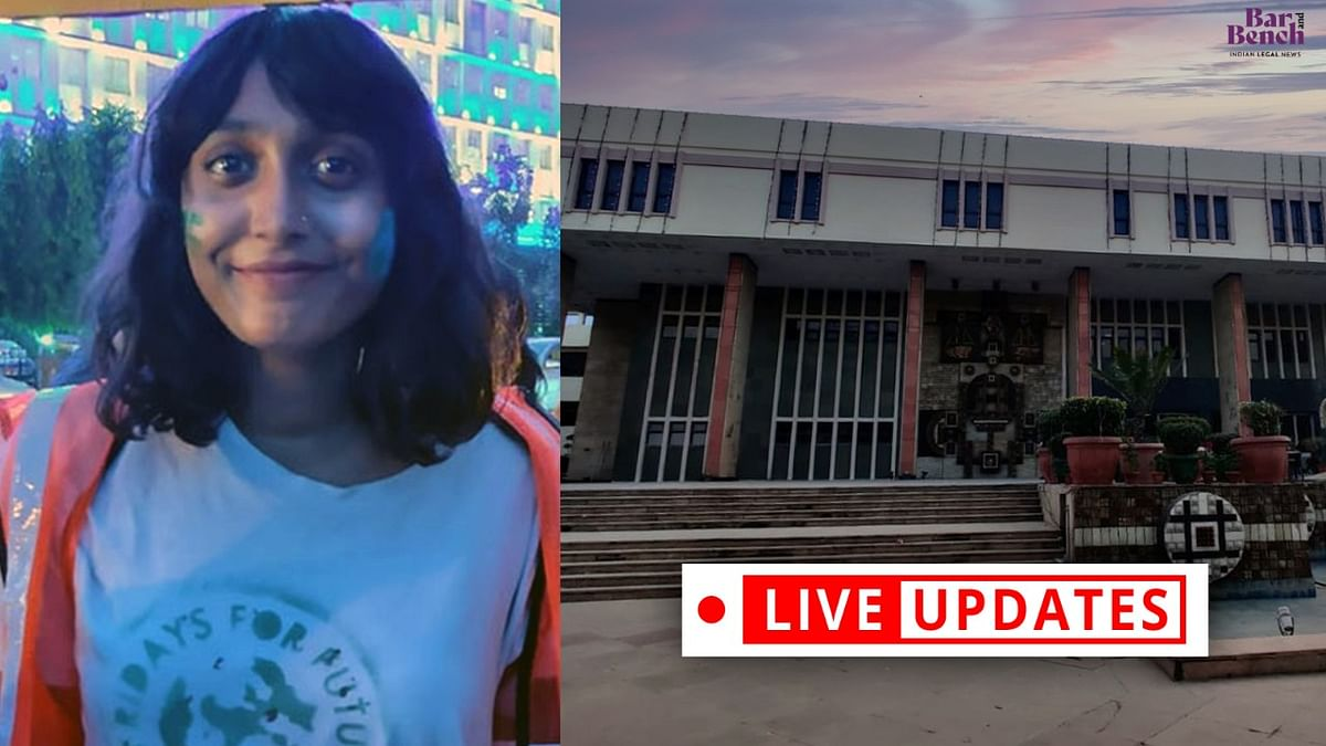 [Toolkit FIR] Recent media coverage shows there is sensational journalism: Delhi HC hears Disha Ravi's plea against media leaks - LIVE UPDATES