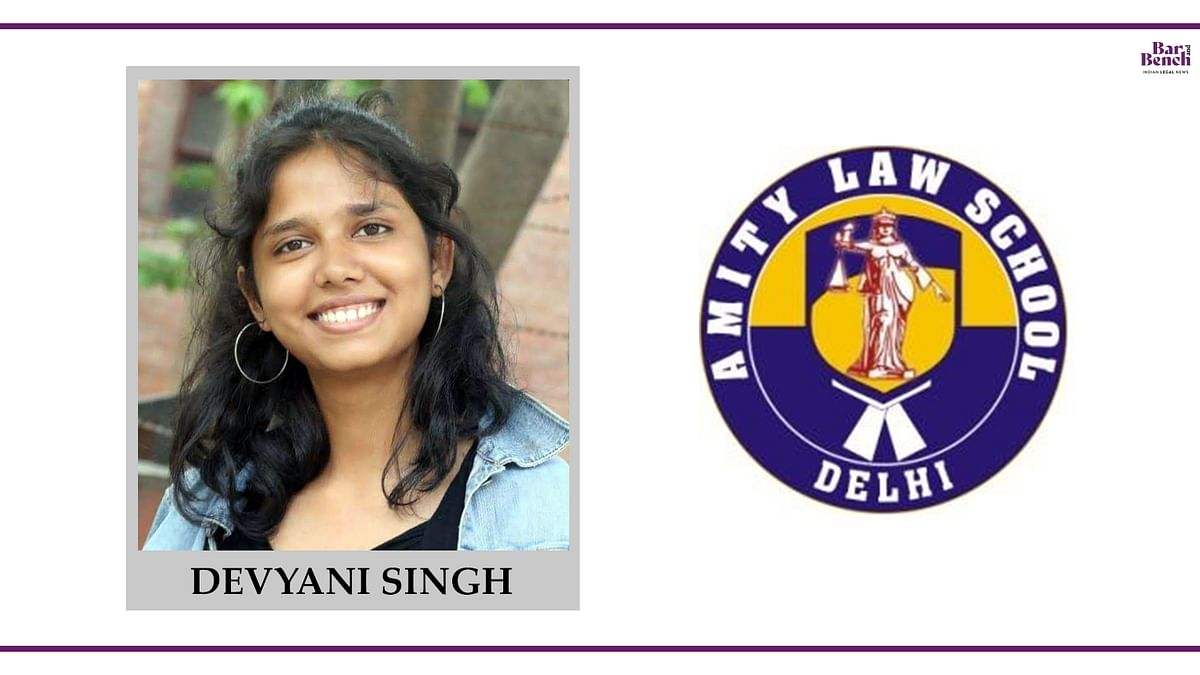 Know your Campus Ambassador: Devyani Singh, Amity Law School Noida
