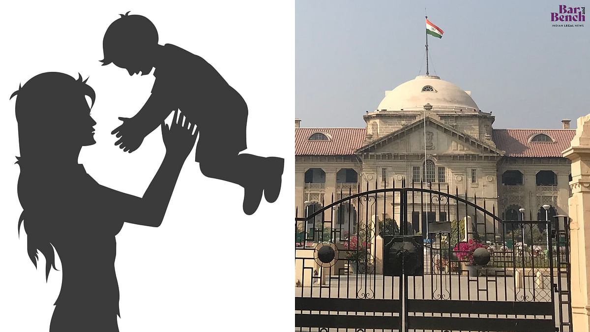 Child's welfare is better ensured in the hands of the mother than the father: Allahabad High Court grants custody of minor to mother