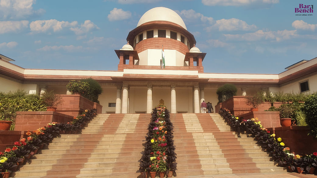 Supreme Court plans to resume physical hearing from first week of March: BCI press release