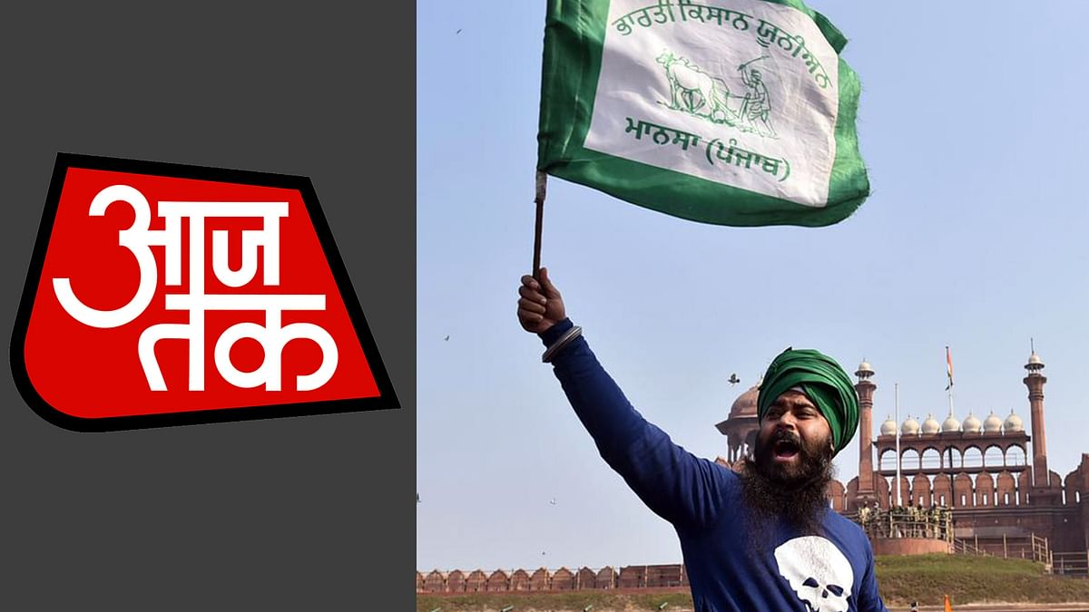[FARMERS PROTESTS] Delhi High Court seeks response from Aaj Tak, Central government in pleas alleging vicious campaign against Sikh community